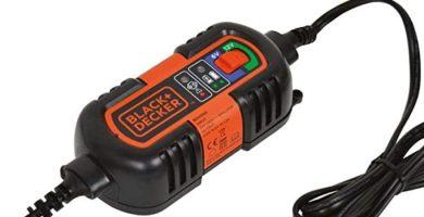 Cargador de bateria de coche Black & Decker BDV090 6v-12v